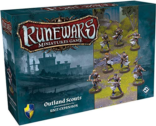 Runewars: Outland Scouts Expansion Pack
