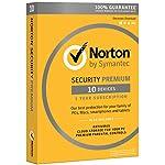 Norton Security Premium – 10 Devices [Download Code]