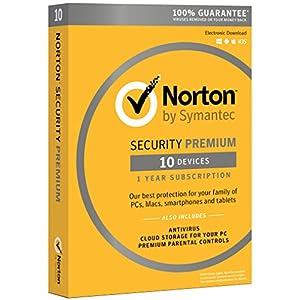 Norton Security Premium - 10 Devices