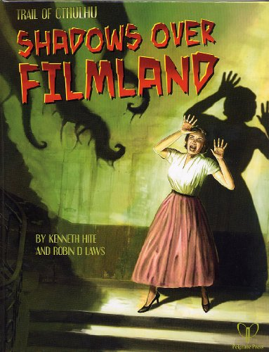 Shadows over Filmland: Print