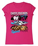 Monster High - Big Girls' Ghoulfriends Crew Neck - Best Reviews Guide