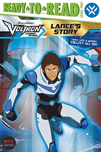 Price comparison product image Lance's Story (Voltron Legendary Defender)