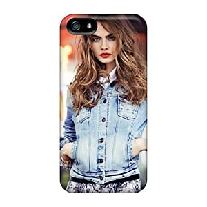 Top Quality Protection Cara Delevingne Cases Covers For Iphone 5/5s