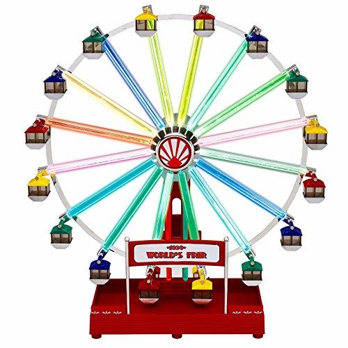 Mr. Christmas 1939 World's Fair Ferris Wheel (Christmas Ferris Wheel)