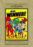 img - for Marvel Masterworks: Golden Age All-Winners - Volume 1 book / textbook / text book