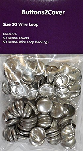 upholstery fabric buttons - 9