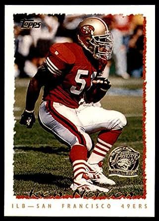 24aa6cba Amazon.com: NFL Football 1995 Topps Jaguars & Panthers Inaugural 138 ...