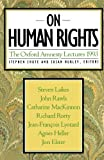 On Human Rights (Oxford Amnesty Lectures)