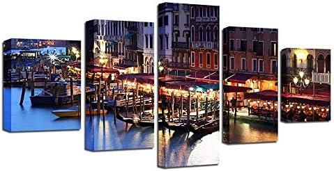 CYZSH Lienzo HD Imprime Arte De La Pared Pintura 5 Unidades ...