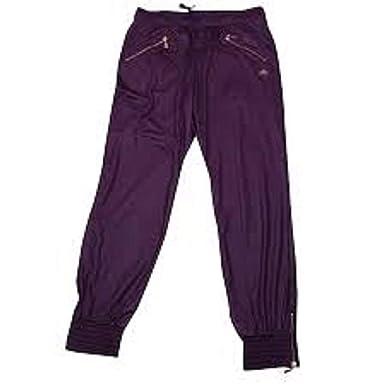 adidas - Pantalón - para Mujer Morado Violeta 36: Amazon.es ...