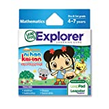 LeapFrog Ni Hao, Kai-lan: Super Happy Day!  learning game(works LeapPad Tablets LeapsterGS