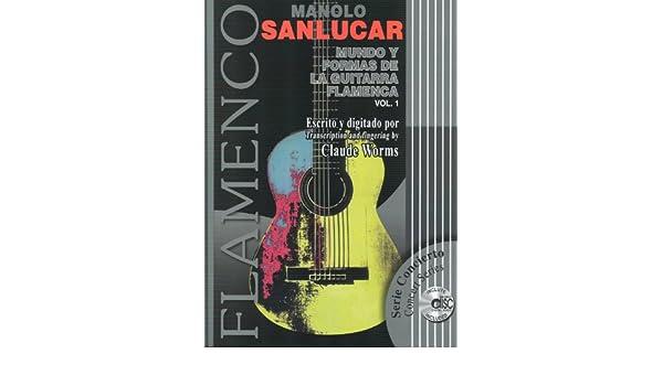 SANLUCAR Manolo - Mundo y Formas de la Guitarra Flamenca Vol.1 ...