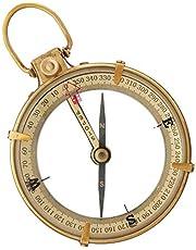Abbott 93-EXPLORER/195 Collection Engraved Compass-Thousand Mile