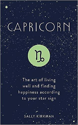 capricorn astrology book