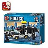 Sluban RIOI POLICE-206PCS ( M38-B1900 ) (Lego compatible)