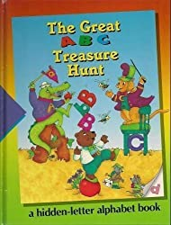 The Great ABC Treasure Hunt: A Hidden Picture Alphabet Book