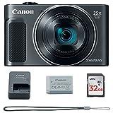 Canon PowerShot SX620 Digital Camera w/25x Optical Zoom - Wi-Fi & NFC Enabled