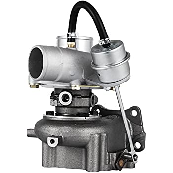 Vinbero for Isuzu 4HK1 5.2L Turbo Charger Turbocharger for 05-07 Isuzu NPR 4HK1 5.2L Turbo Diesel with Mechanical Actuator