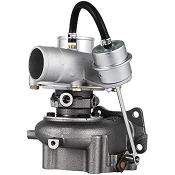 Vinbero for Isuzu 4HK1 5.2L Turbo Charger Turbocharger for 05-07 Isuzu NPR 4HK1 5.2L Turbo Diesel with Mechanical Actuator