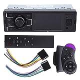 Bewinner Multimedia Car Stereo,Car Player 3.2in HD Screen Bluetooth MP5 Music Video FM USB MP3,Support Bluetooth Call and Bluetooth Music Play