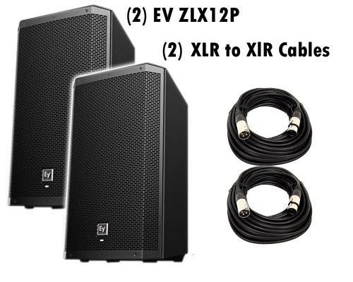 "Electro-Voice ZLX-12P 12"" 2-Way Powered Loudspeaker /  Xlr t"