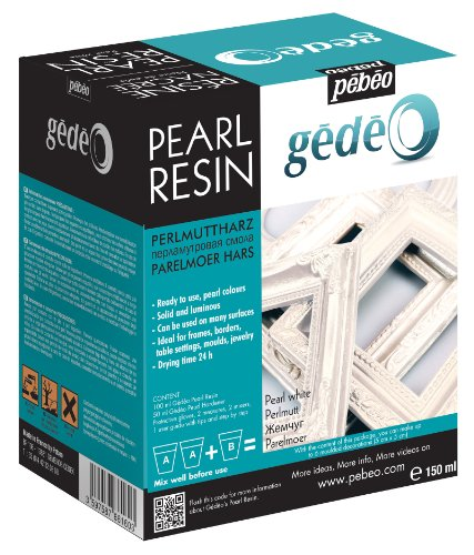 pebeo resin - 7