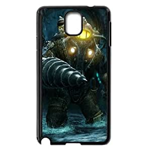 Samsung Galaxy Note 3 Cell Phone Case Black BioShock Protective Back Phone Case Cover XPDSUNTR16629