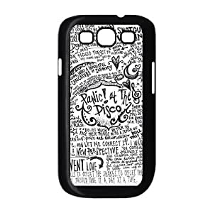 the Case Shop- Customizable Panic! At The Disco Band Limited Edition SamSung Galaxy S3 I9300 Hard Plastic Protective Case Cover Skin , s3xq-154