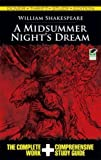 A Midsummer Night's Dream (Dover Thrift Study Edition)