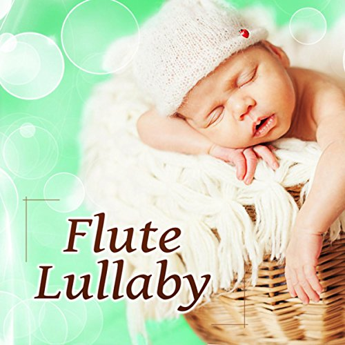 Flute Lullaby - Sleep Aid for Newborn, Soft and Calm Baby Music for Sleeping and Bath Time, Soothing Lullabies, Ocean Sounds, Quiet Sounds for Bedtime ()