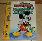 The Biggest Big Mickey Mouse -- the Best of Gladstone ; Contains 'The Seven Ghosts', 'The Bar-none Ranch', 'Monarch of Medioka' and Sheriff of Nugget Gulch'