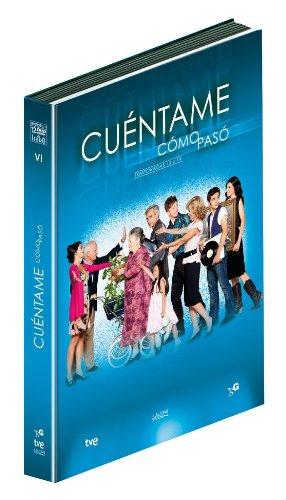 DVD : Cuéntame Cómo Pasó (Temporadas 13 Y 14) (Import Movie)