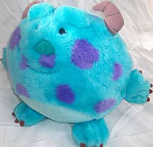 """Disney Monster Inc, Sulley Sully 12"""" Pillow Cutie Doll Toy"""
