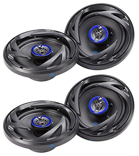 Speakers Autotek Car - (4) AUTOTEK ATS653 6.5
