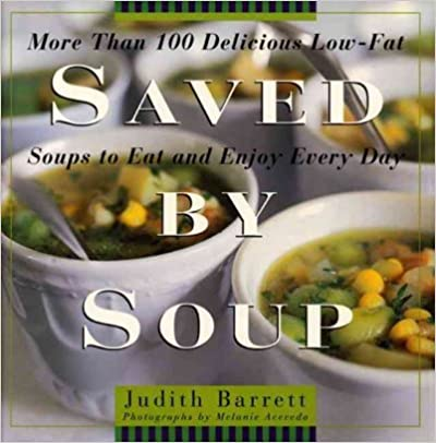 Book Saved by Soup