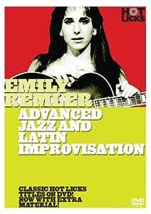 Emily Remler - Advanced Jazz and Latin Improvisation [Reino Unido] [DVD]