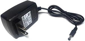 6V 2A SuperTerrific Power Supply, 5.5mm x 2.1-2.5mm Adapter, AC DC Transformer
