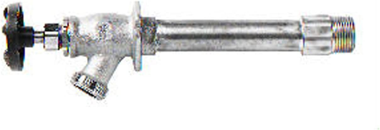 Arrowhead 456-06 6-Inch Standard Frost-Free Hydrant with 1//2-Inch Sweat or 1//2-Inch MIP Inlet Connection