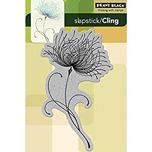 Penny black 238445 dreamy cling rubber stamp for Rubber stamps arts and crafts