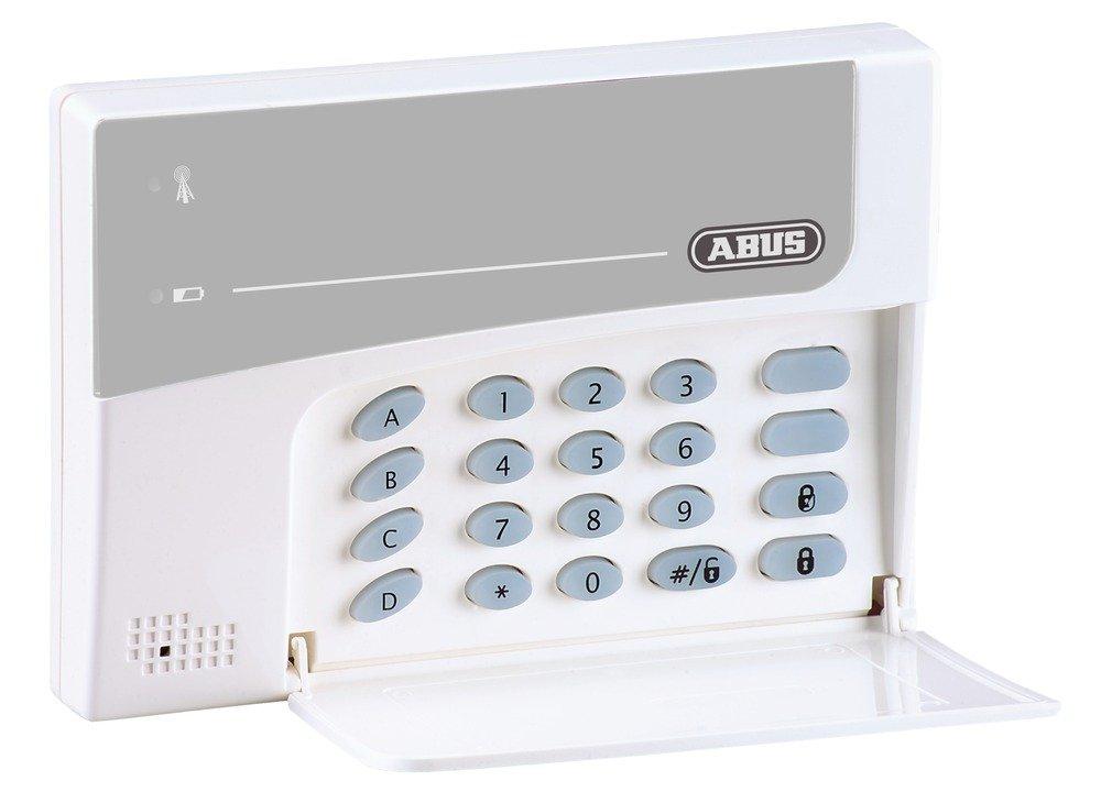 ABUS Bedienteil für Funk-Alarmanlage Privest, FUBE30000