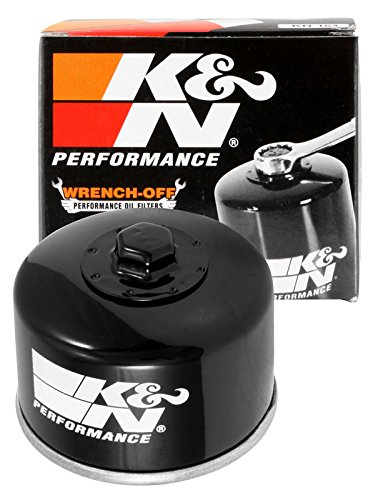 KN-147 K&N Performance Oil Filter; POWERSPORTS; CANISTER (Powersports Oil Filters):