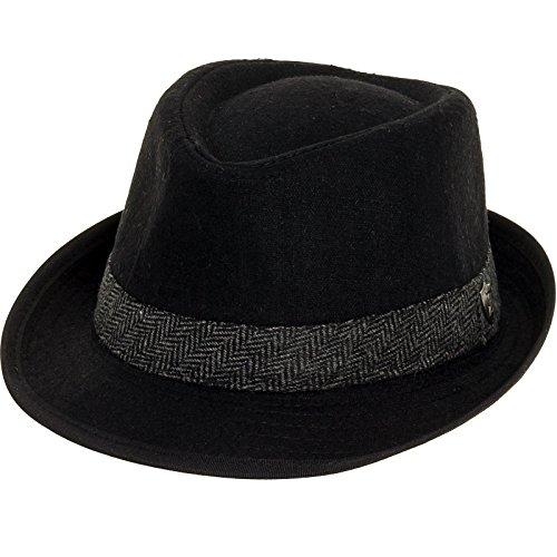 black dress fedora - 4
