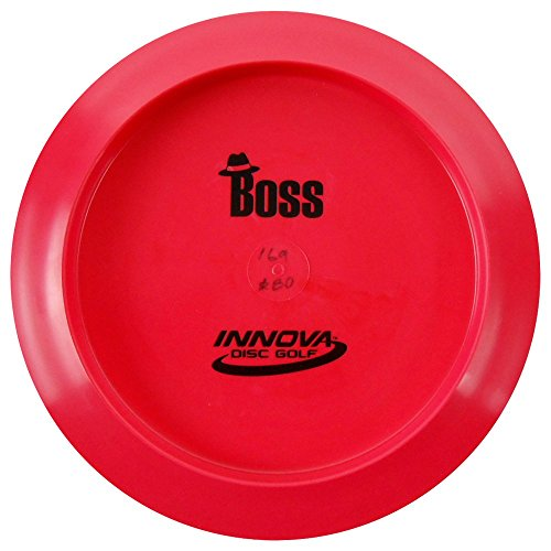 (INNOVA Bottom Stamp Star Boss Distance Driver Golf Disc [Colors May Vary] - 173-175g )