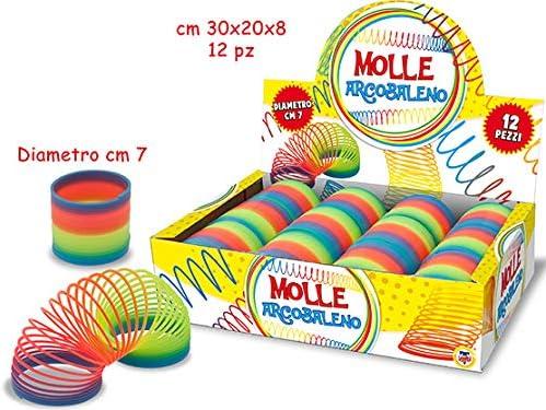 TEOREMA Ressort color/é Arc-en-Ciel Merchandising Officiel pour Fille Multicolore