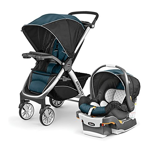 - Chicco Bravo Trio Travel System, Lake