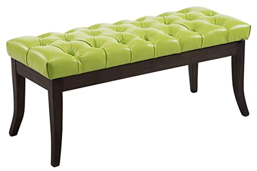 Clp panca design chesterfield ramses in similpelle panchina