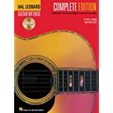 Hal Leonard Guitar Method, Complete Edition: Books & CD's 1, 2 and 3 ~ Will Schmid