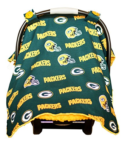 Baby Fanatic Canopy Green Packers