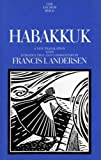 img - for Habakkuk (The Anchor Yale Bible Commentaries) book / textbook / text book