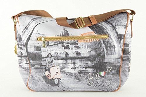 Y NO? De las mujeres del bolso de hombro D-371 ROMA Roma